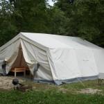 10 személyes sátor
